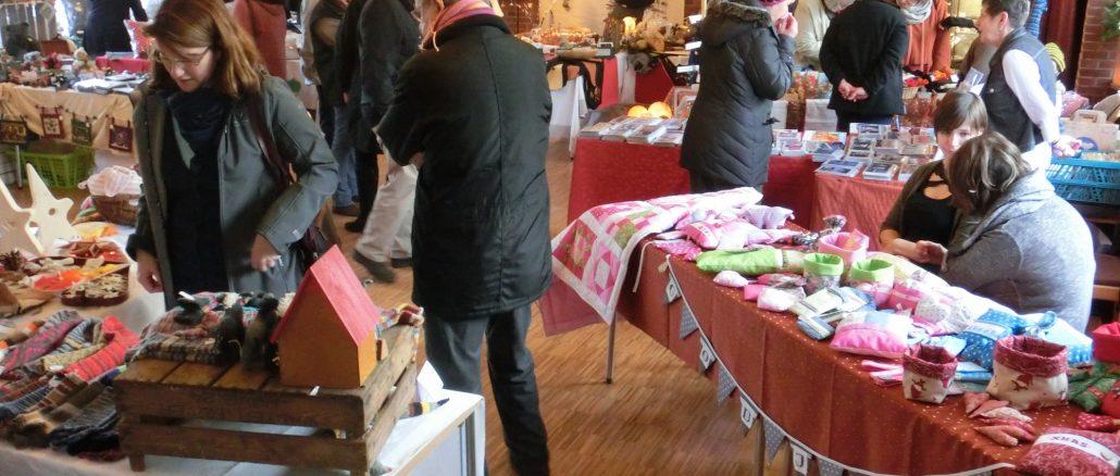 Kunsthandwerk im Familienzentrum wird auch diesmal nicht fehlen Foto: priv