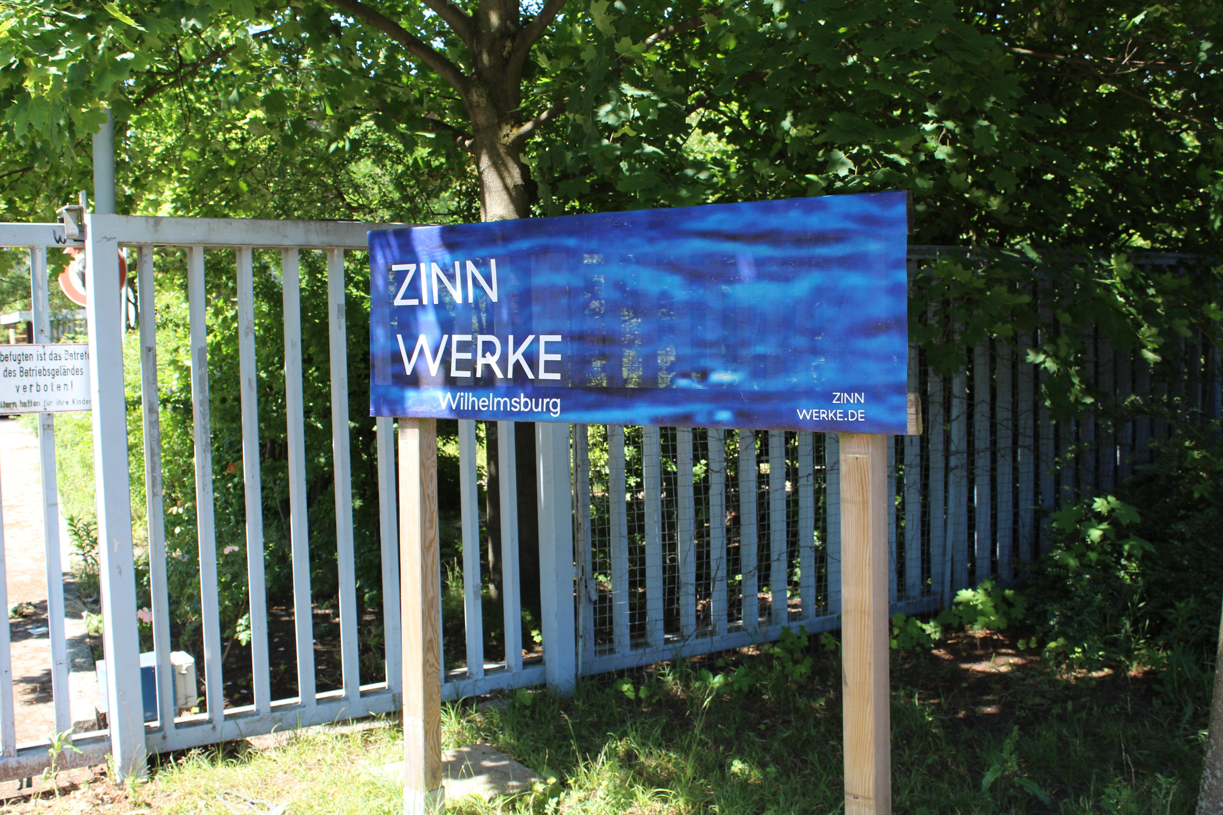 Über mehrere Jahre hat sich auf Teilflächen des Geländes der ehemaligen Zinnwerke in Wilhelmsburg eine lebendige Kultur- und Kreativszene angesiedelt. Nun scheint es eine Perspektive für sie zu geben. Foto: au