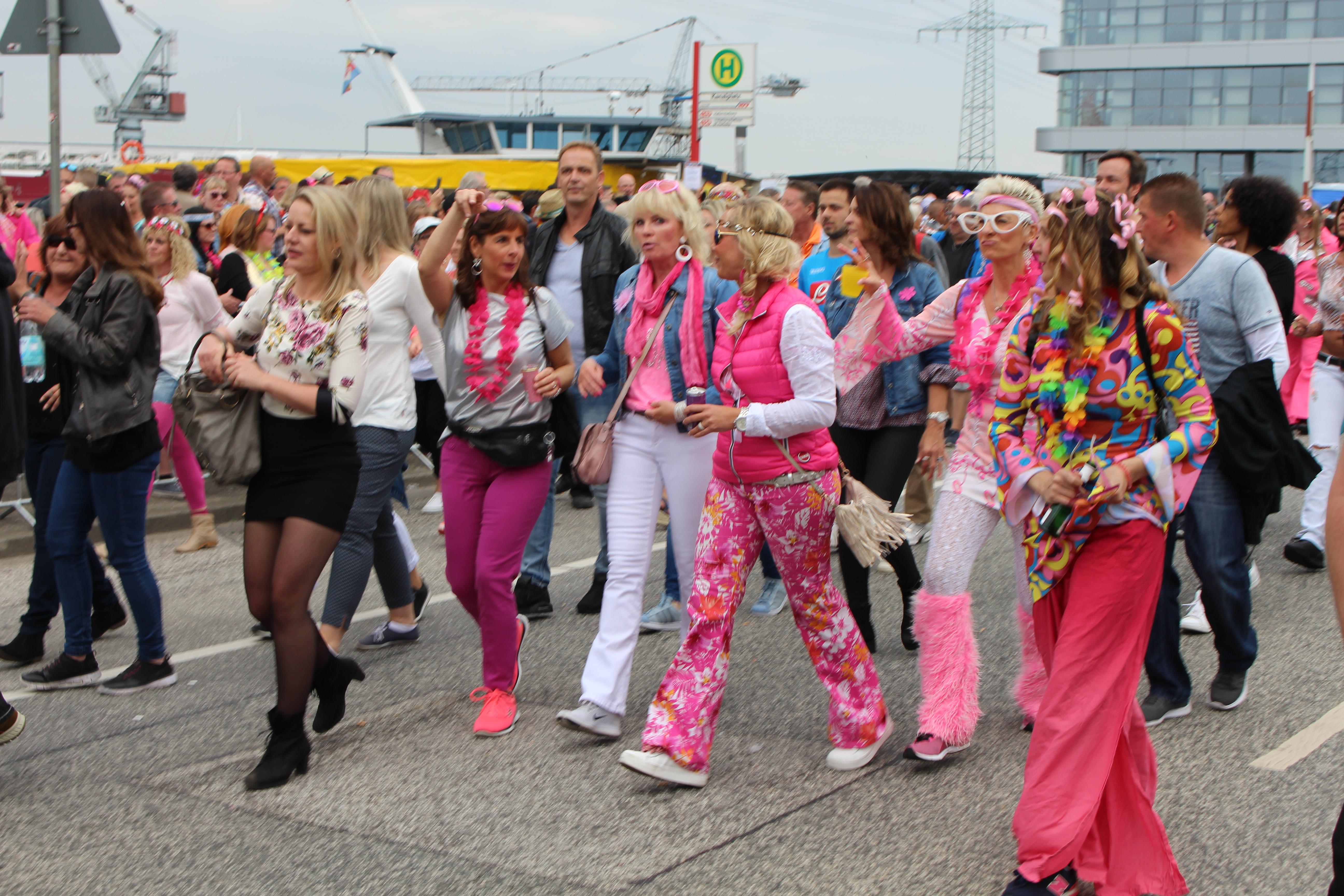 pm -Der Disco-Move im Mai ist einer der Höhepunkte des Jahres