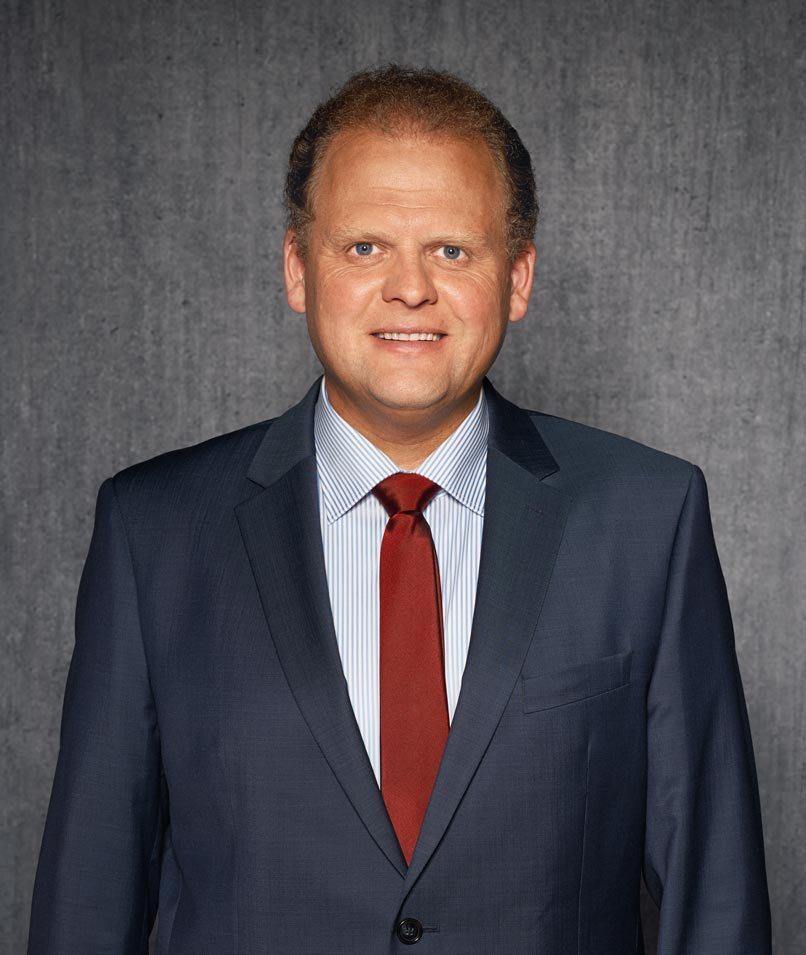 SPD -Der SPD-Politiker Matthias Czech lädt wieder zum Umbüdeln ein.