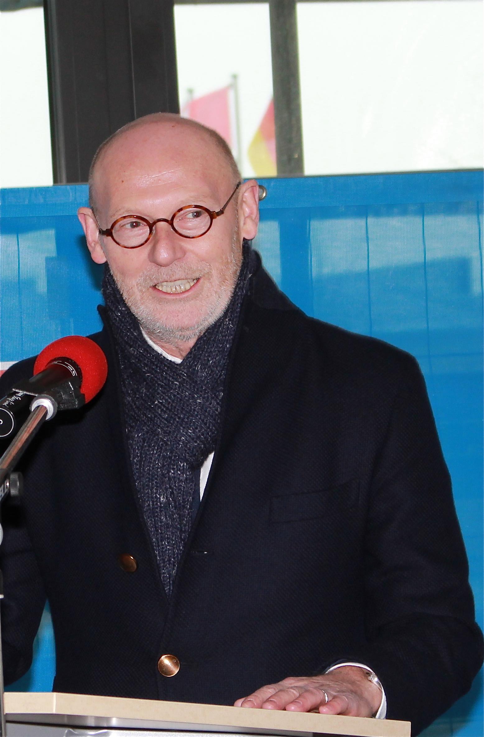pm -Michael Westhagemann zeigte sich über die Genehmigung erfreut.