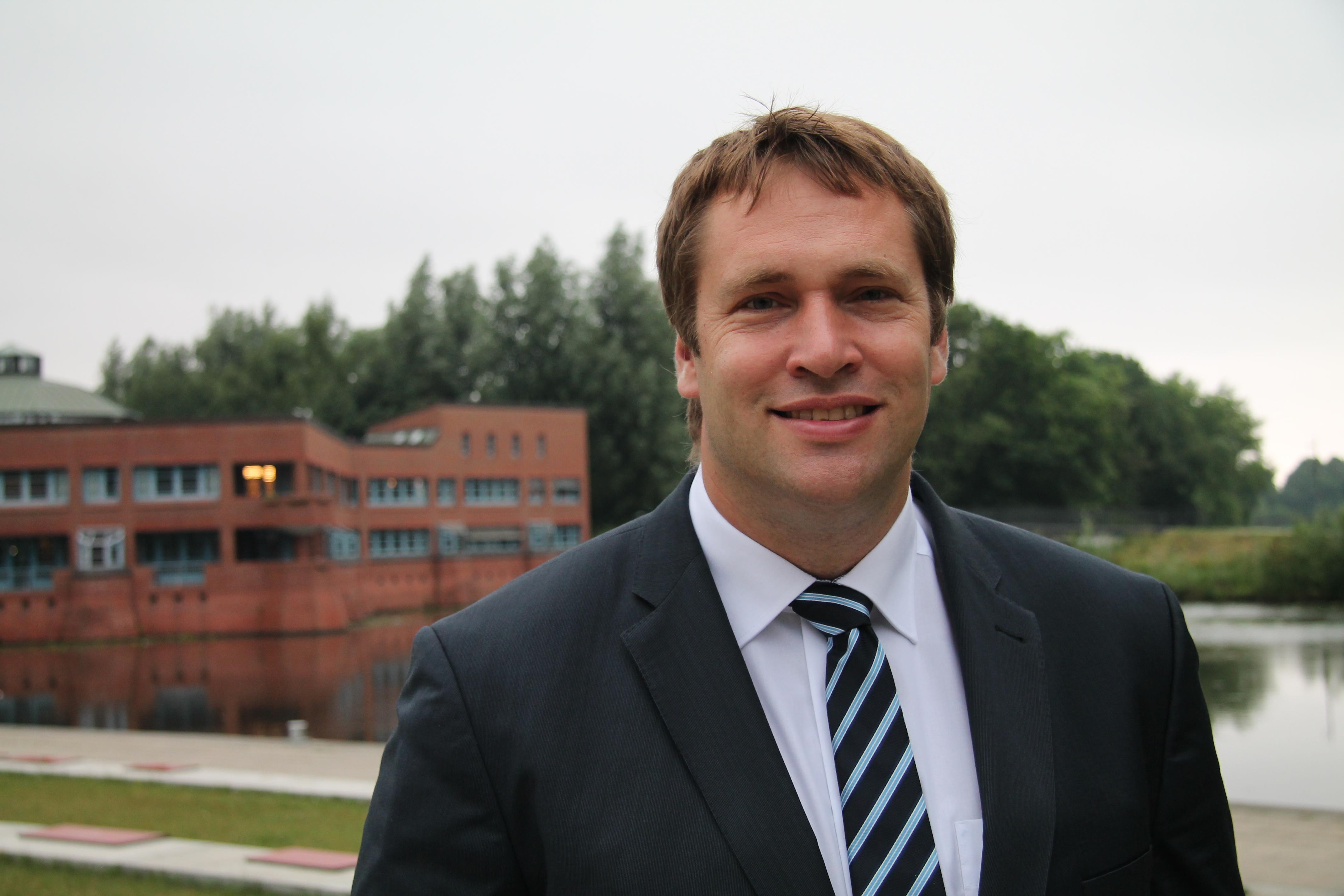 Michael Weinreich kandidiert auf der SPD-Landesliste für die Bürgerschaftswahl die 2020 stattfindet. Foto: ein