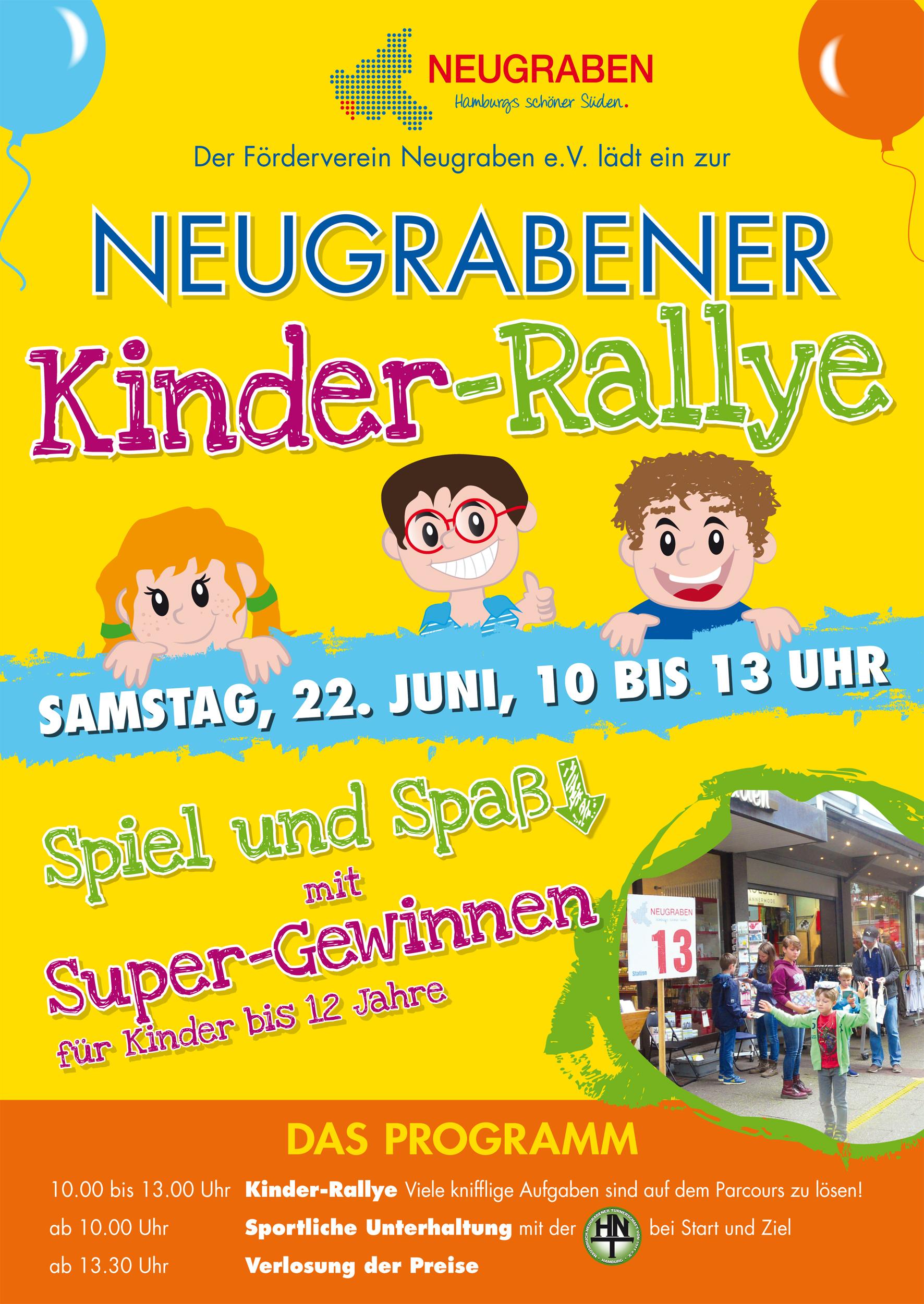 Kinder-Rallye 2019