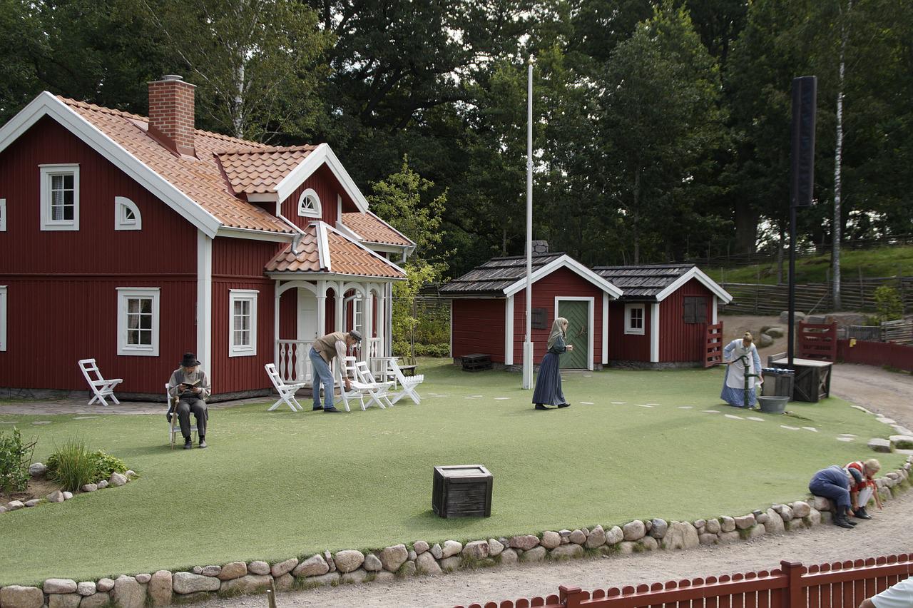 Kulturhaus Süderelbe -Es kennt sie fast jeder ± Astrid Lindgren. Wer mehr über sie erfahren möchte ist im Literaturcafé im Striepensaal genau richtig.