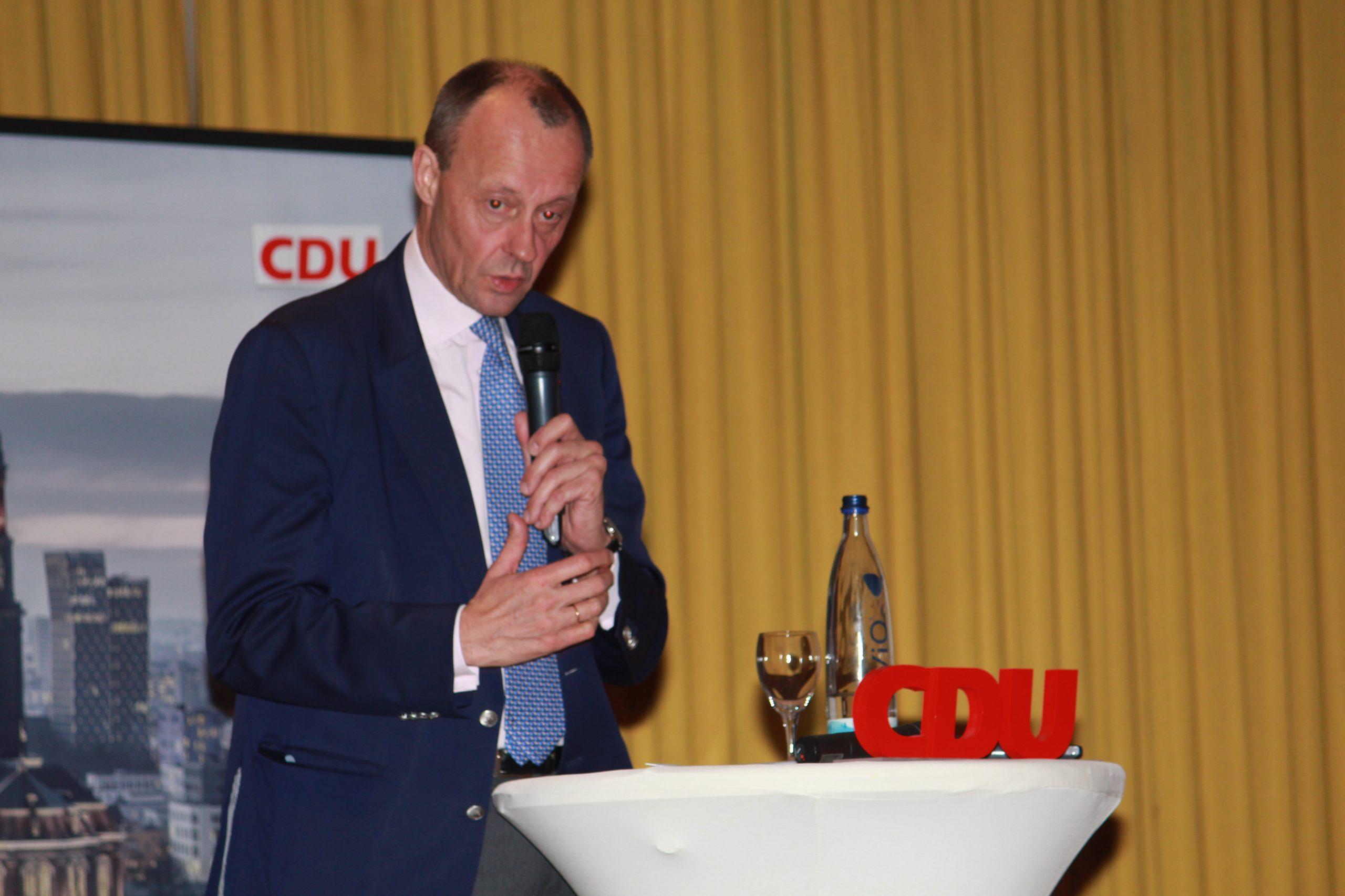 pm -Die CDU muss nicht grüner als die Grünen werden