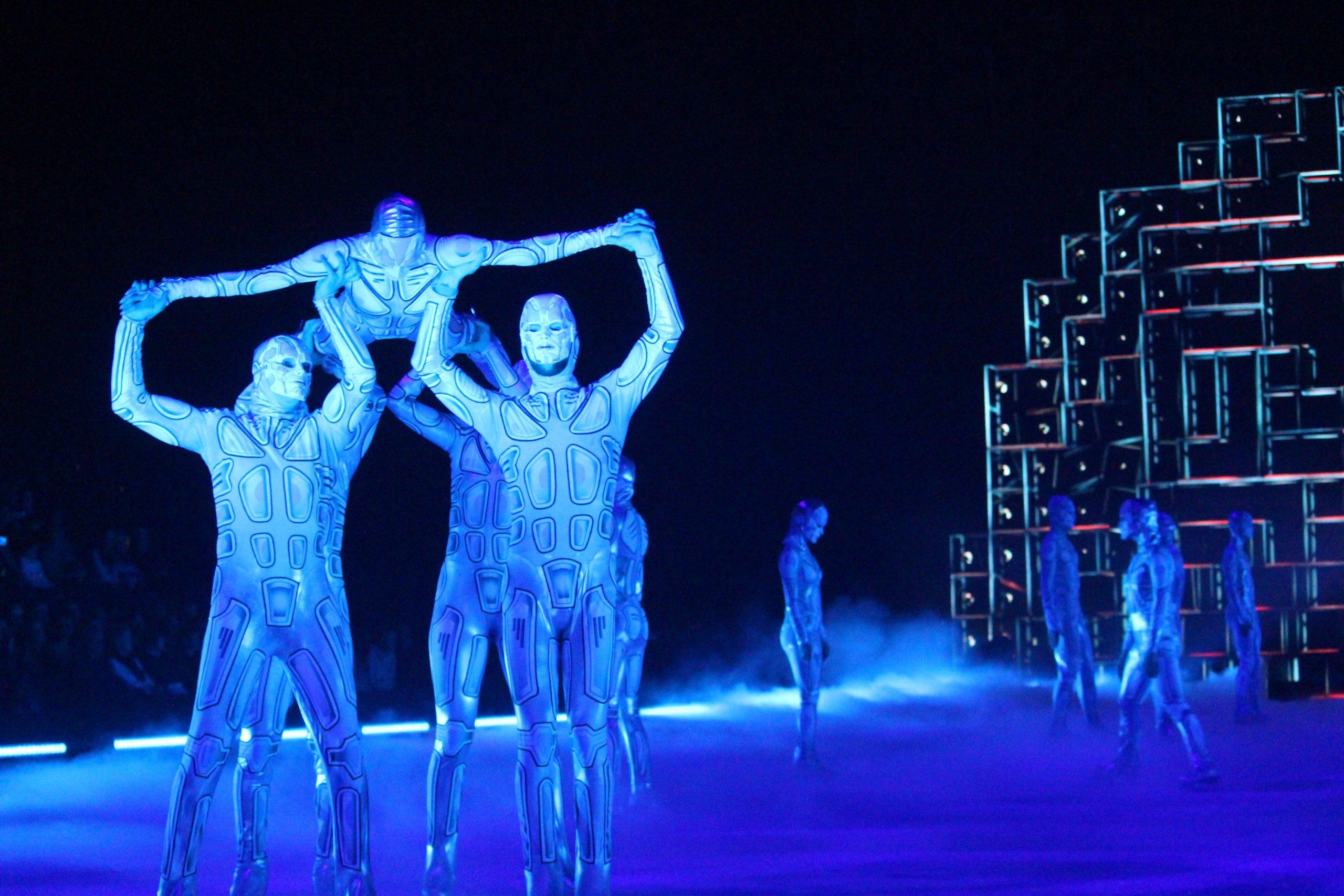 pm -Fremde Eiswelten akrobatisch getanzt