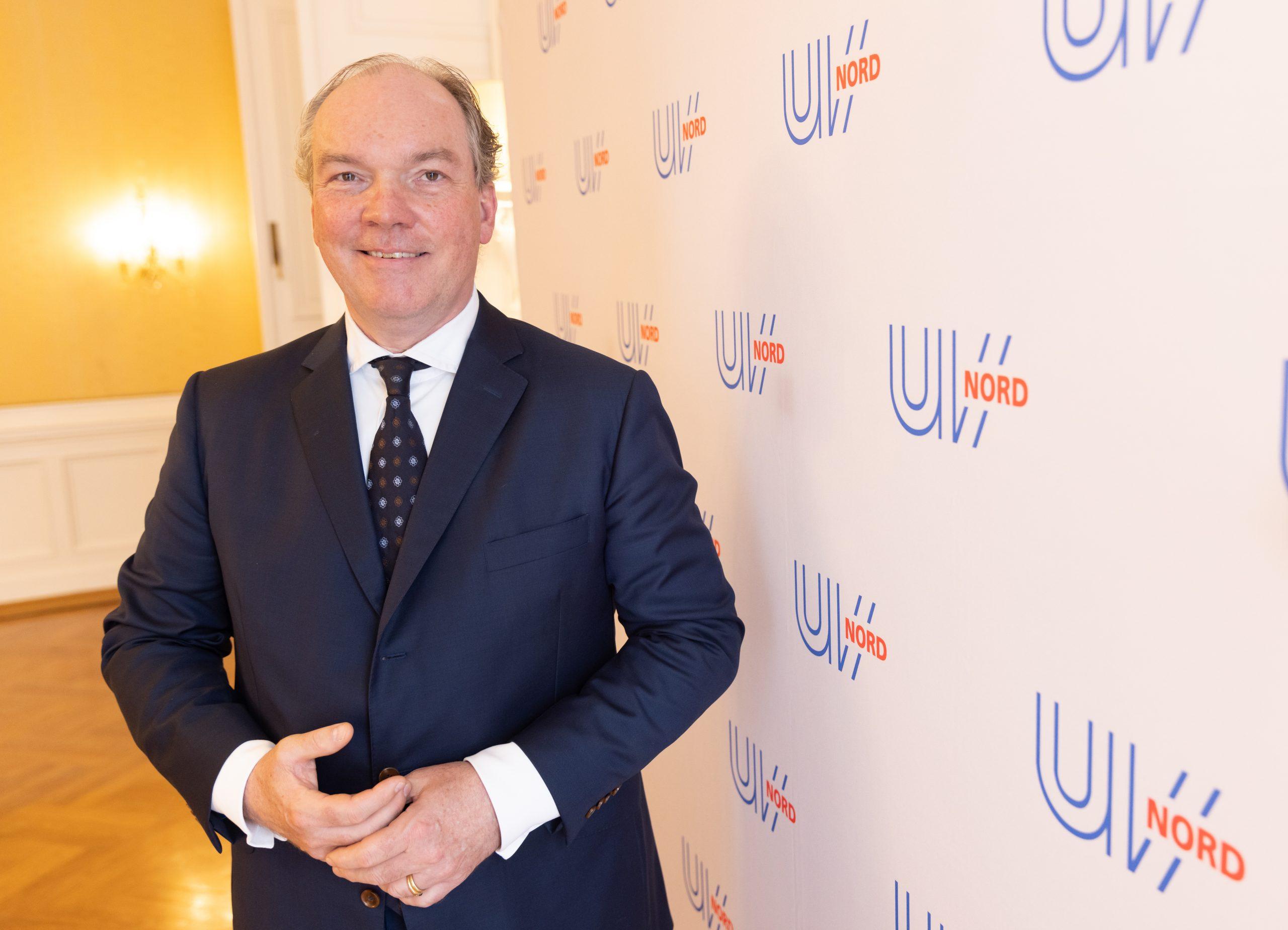 UVNord -Dr. Philipp Murmann ist der neue UVNord-Präsident