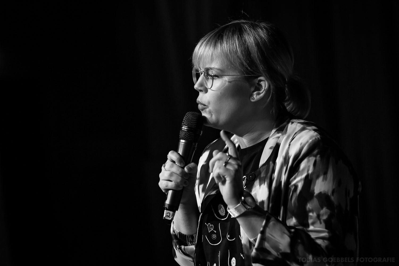 Martina Schönherr  -Martina Schönherr ist für den 19. Hamburger Comedy Pokal nominiert und gastiert im September im JoLa des Kulturhauses.